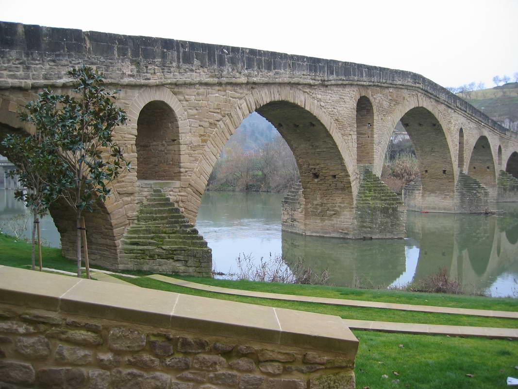 Puente de la Reina, camino de Santiago